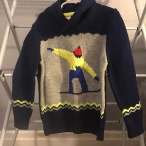 Gap sweater size 4 years